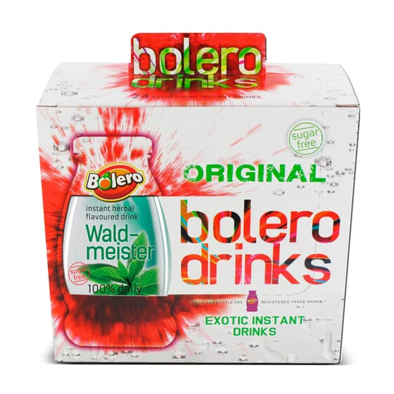 Bolero Drinks Aspérula 24 x 9g da Bolero