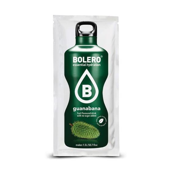 Bolero Guanabana con Stevia es una deliciosa bebida baja en calorías.