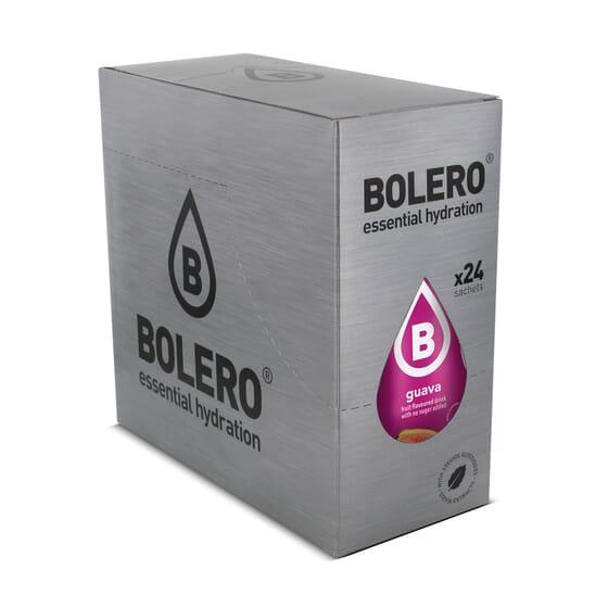 Bolero Goiaba com Stevia é uma deliciosa bebida baixa em calorias.