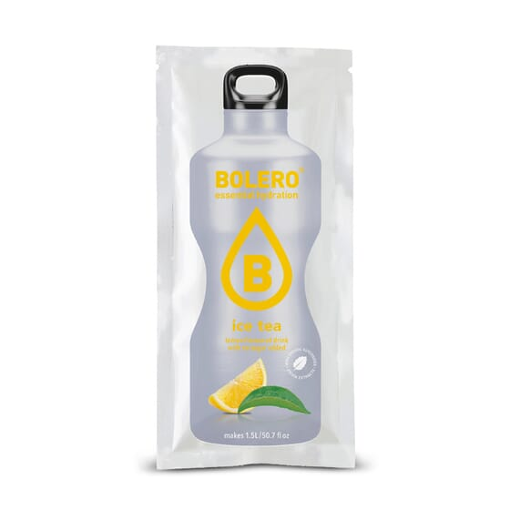 Bolero Chá Gelado Limão com Stevia é uma deliciosa bebida baixa em calorias.