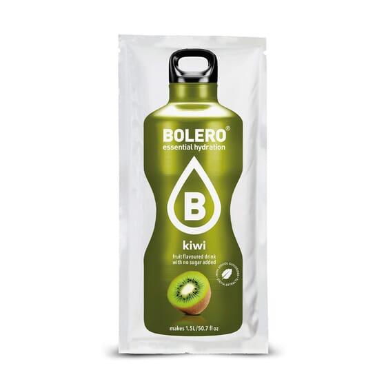 Bolero Kiwi com Stevia é uma deliciosa bebida baixa em calorias.