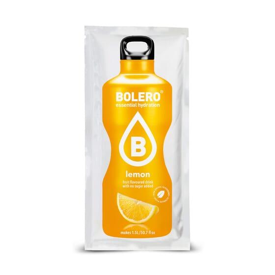 Bolero Limón con Stevia es una deliciosa bebida baja en calorías.