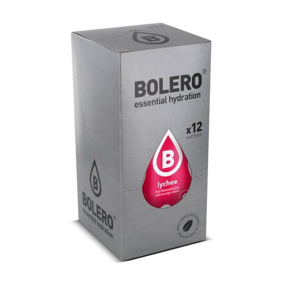 Bolero Lichia com Stevia é uma deliciosa bebida baixa em calorias.