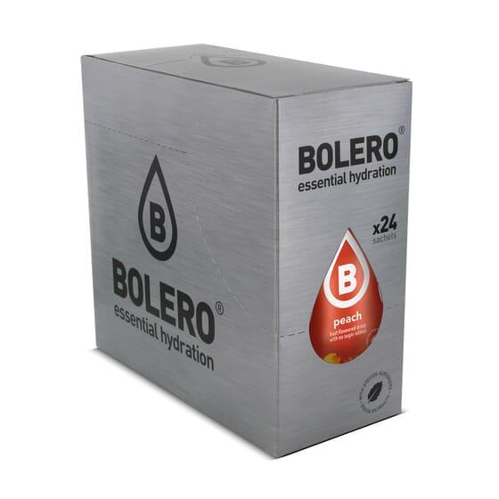 Bolero Pêssego com Stevia é uma deliciosa bebida baixa em calorias.