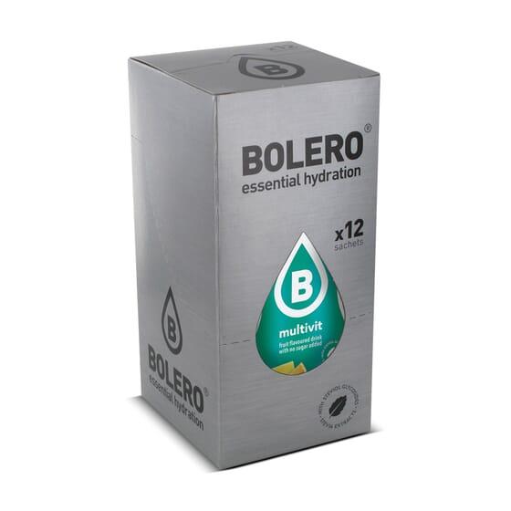 Bolero Multivitaminas com Stevia é uma deliciosa bebida baixa em calorias.