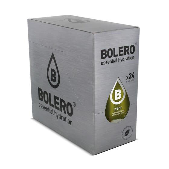 Bolero Pera com Stevia é uma deliciosa bebida baixa em calorias.