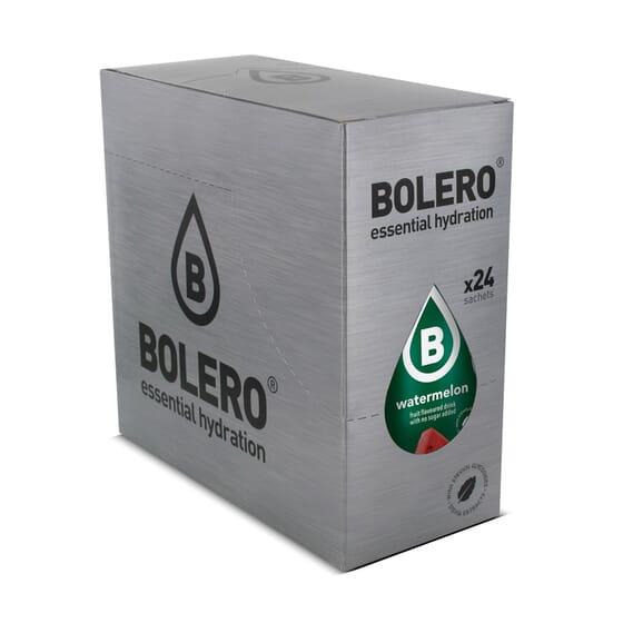 Bolero Melancia com Stevia é uma deliciosa bebida baixa em calorias.