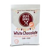 BEURRE DE CACAHUÈTE AU CHOCOLAT BLANC 32 g - BUFF BAKE