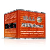 MORpheus 120 TERMOGENIC Caps + 20 DIURETIC Caps - BULL SPORT NUTRITION
