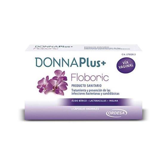 Donnaplus Floboric aide à prévenir la candidose vaginale.