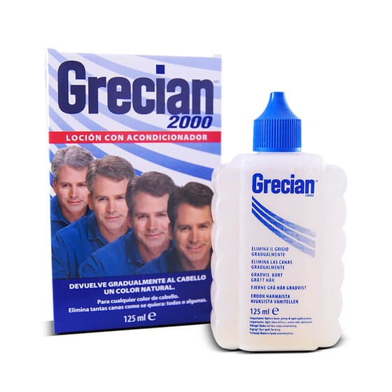 GRECIAN 2000 LOTION AVEC APRÈS-SHAMPOOING 125 ml