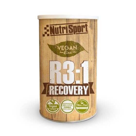 Vegan R3:1 Recovery : découvrez comment se récupèrent les muscles chez les végétaliens.