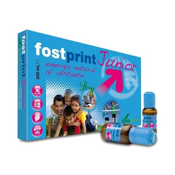 Fost Print Junior stimule l'énergie.