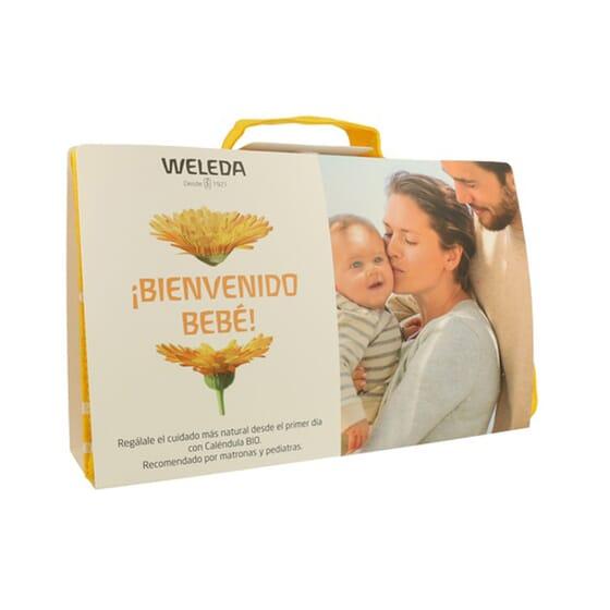 COFFRET BIENVENUE BÉBÉ DE WELEDA 1 Pack Weleda