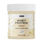 Whey Protein White Spread es una deliciosa crema hiperproteica.