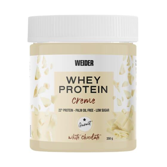 Whey Protein White Spread est une crème hyper-protéinée délicieuse.