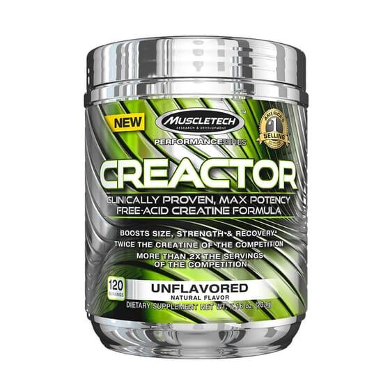 Creactor es un mélange de créatines.