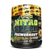 Nitro Speed es un pre-entrenamiento formulado para rendir al máximo.