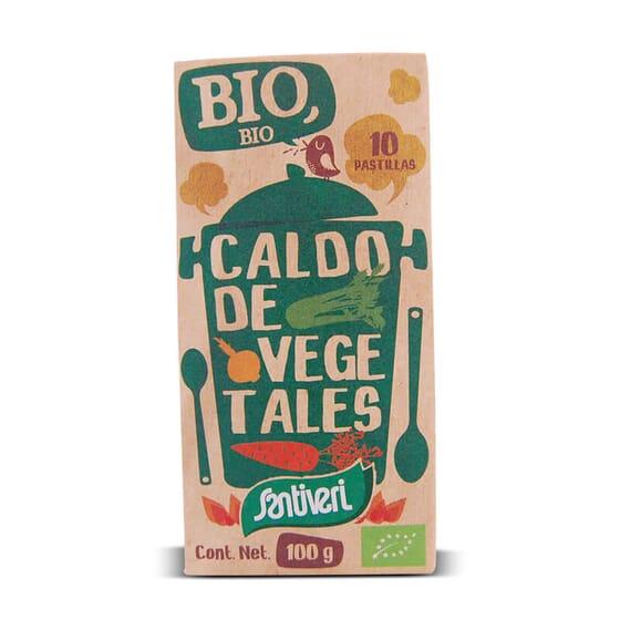 Caldo de Vegetales bio es un delicioso caldo de hortalizas bio.