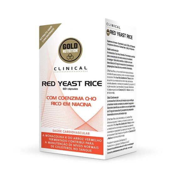 Red Yeast Rice aide à maintenir le cholestérol à des niveaux normaux.