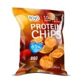 O Protein Chips é um snack salgado que serve como fonte de proteínas.