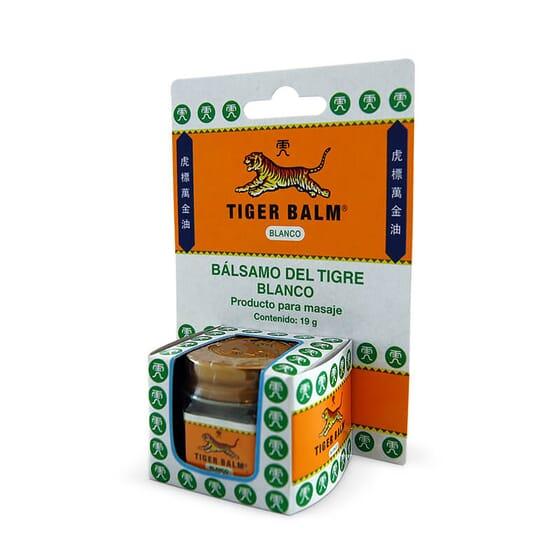 Tiger Balm Blanco es un producto para masaje.