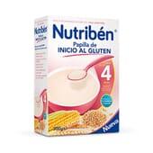 Aprende a cómo introducir el gluten en la dieta de tu bebé con esta papilla de inicio al gluten