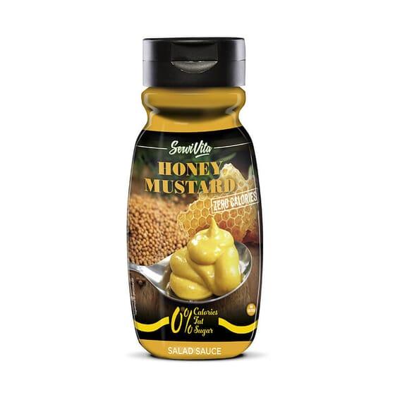 La Salsa Mostaza Miel de Servivita da un toque dulce y salado a tus comidas