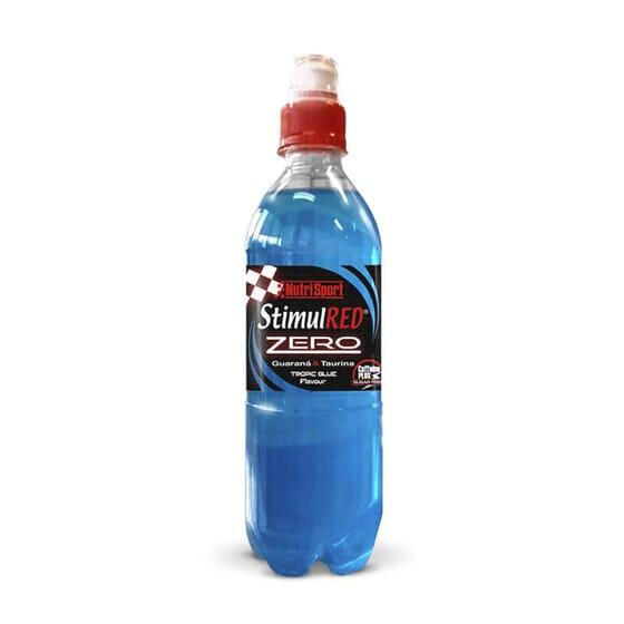 Estimulred Zero es una bebida con taurina, guaraná y sin azúcar