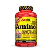 O Whey Amino Gold é um suplemento que protege a massa muscular.