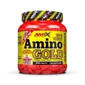 WHEY AMINO GOLD - AmixPro - Acides aminés pour les muscles