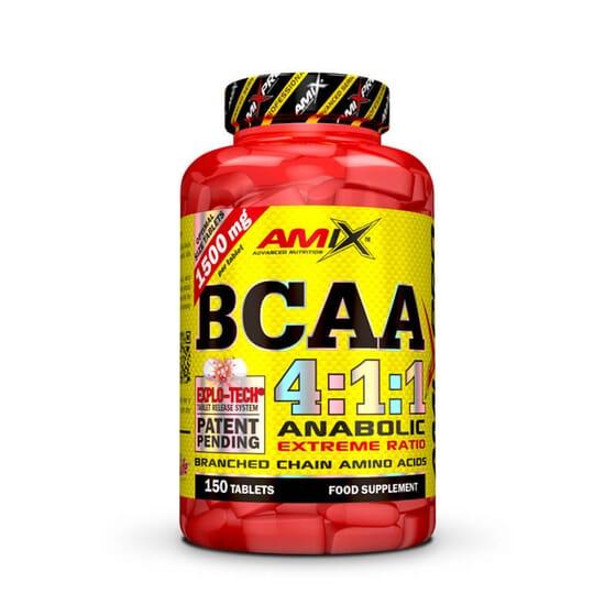 O BCAA 4:1:1 é um suplemento que maximiza o desempenho durante o treino.