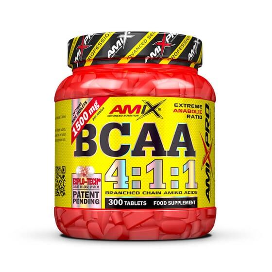 BCAA 4:1:1 - AmixPro - Protège votre masse musculaire !