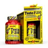 O Testo F-200 é um suplemento que estimula a produção natural de testosterona.