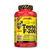 Testo F-200 es un complemento que te ayuda a elevar los niveles de testosterona de forma natural