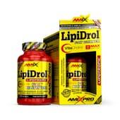O Lipidrol Fat Burner da Amix Pro é um suplemento queimagorduras que ajuda a perder peso.