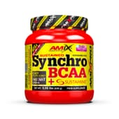 Melhora a tua recuperação muscular com o Synchro BCAA + Sustamine