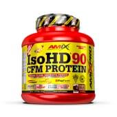 O Iso HD 90 CFM Protein da AmixPro serve para manter e desenvolver a musculatura.