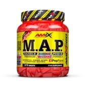 O M.A.P é a ajuda que necessitas para não perder massa muscular.