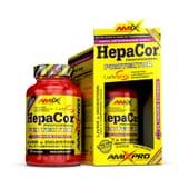 O Hepacor Protector é o suplemento perfecto para cuidar da saúde do fígado.
