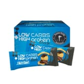 LOW CARBS HIGH PROTEIN BAR 16 Barritas de 60g de NutriSport