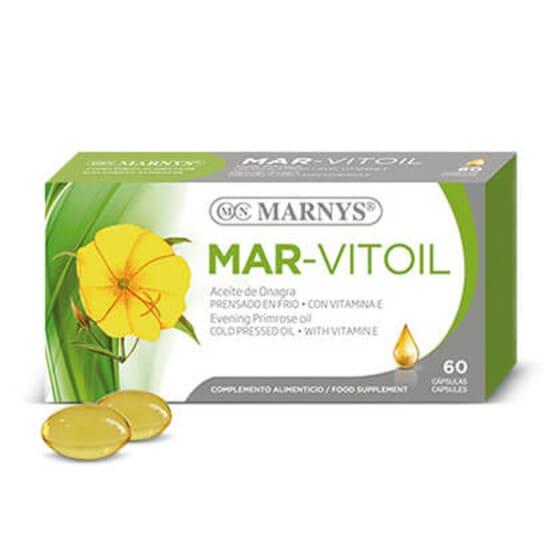 MAR-VITOIL HUILE D'ONAGRE 60 60 Gélules de Marnys