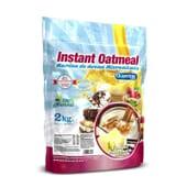 Instant Oatmeal é uma farinha de aveia micronizada de fácil dissolução.