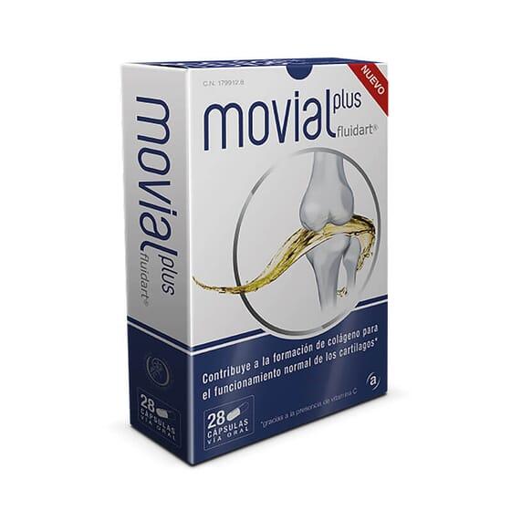 Movial Plus Fluidart prévient les douleurs articulaires.