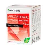 Arkosterol Levure de Riz Rouge régule le taux de cholestérol.