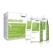 Electrolit está especialmente formulado para el tratamiento de la deshidratación.