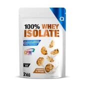 Construye tus músculos y acelera su recuperación con Whey Protein Isolate de Quamtrax