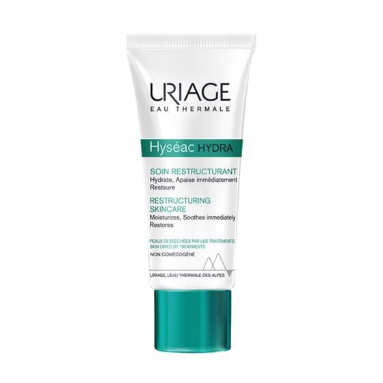 Hyséac R Soin Restructurant contribue à restructurer, apaiser et améliorer la peau.