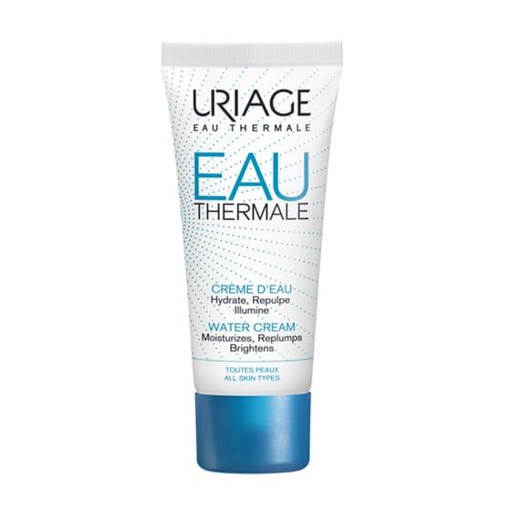 Crème d'Eau Légère est spécial pour les peaux normales à mixtes.