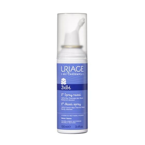 Isophy Spray Nasal pour l'hygiène quotidienne du nez de votre bébé.